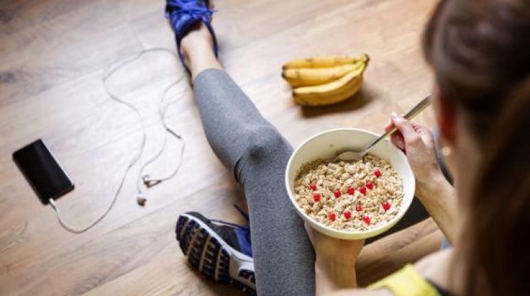 sport vor dem frühstück